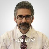Oral and Maxillofacial Surgeon in Islamabad - Asst. Prof. Dr. Umer Farooq