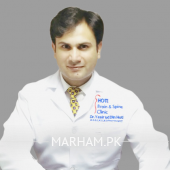 Neuro Surgeon in Kasur - Asst. Prof. Dr. Yaser Ud Din Khan Hoti
