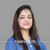 Physiotherapist in Lahore - Sana Akhtar