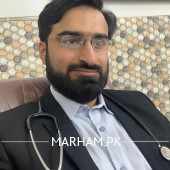 Pediatrician in Lahore - Dr. Muhammad Affan Arif Butt