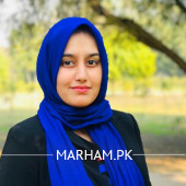 Dietitian / Nutritionist in Lahore - Ms. Ayesha Talat