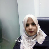 Psychologist in Faisalabad - Ms. Hafsa Farrukh