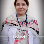 Dr. Madiha Umair General Physician Islamabad