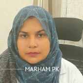 Dietitian / Nutritionist in Bahawalpur - Ms. Aisha Rubab