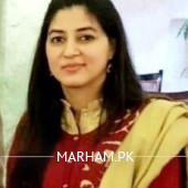 Pulmonologist / Lung Specialist in Lahore - Dr. Mehwish Kiran