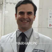 Orthopedic Surgeon in Lahore - Asst. Prof. Dr. Mumraiz Naqshband
