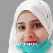 Eye Specialist in Lahore - Dr. Maryam Ahmed