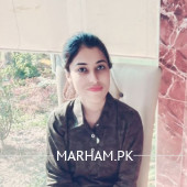 Dietitian/Nutritionist in Wazirabad - Ms. Muqadas Zia