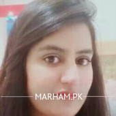 Psychologist in Sheikhupura - Masooma Rasheed