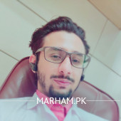 Physiotherapist in Karachi - Mr. Muhammad Ahsen Tahiri
