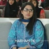 Clinical Nutritionist in Lahore - Ayesha Iftikhar
