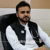Pulmonologist / Lung Specialist in Quetta - Dr. Syed Aman Ullah Shah