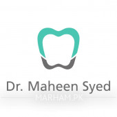 Dentist in Hyderabad - Dr. Maheen Syed