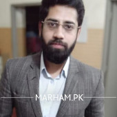 Physiotherapist in Lahore - Syed Waqas Shah