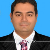 Pediatric Surgeon in Lahore - Asst. Prof. Dr. Muhammad Adil Iftikhar