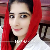 Dietitian / Nutritionist in Rawalpindi - Ms. Urmish Hafeez