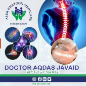 Physiotherapist in Lahore - Ms. Aqdas Javaid