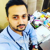 General Practitioner in Sialkot - Dr. Ch Waleed Nasir