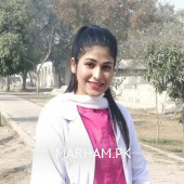 Dentist in Jhang - Dr. Khushboo Fatima