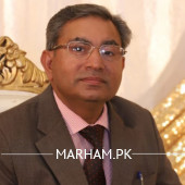 Ent Specialist in Lahore - Prof. Dr. Farrukh Mehmood
