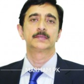 Prof. Dr. Nadeem Akhtar Pediatric Surgeon Islamabad