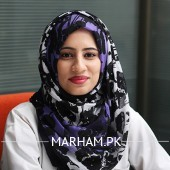 Dietitian / Nutritionist in Lahore - Ms. Yumna Chattha