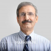 Pain Specialist in Lahore - Prof. Dr. Waseem Ismat Chaudhry
