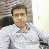 Pediatric Surgeon in Lahore - Asst. Prof. Dr. Naveed Haider