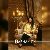 Speech Therapist in Lahore - Sana Asghar