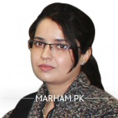 Endocrinologist in Islamabad - Dr. Madiha Ahmed