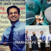 Laparoscopic Surgeon in Lahore - Assoc. Prof. Dr. Ahmad Uzair Qureshi