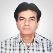 General Physician in Karachi - Prof. Dr. Ghulam Ali Mundrawala