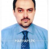 Neuro Surgeon in Rawalpindi - Dr. Syed Atif Mahmood Kazmi